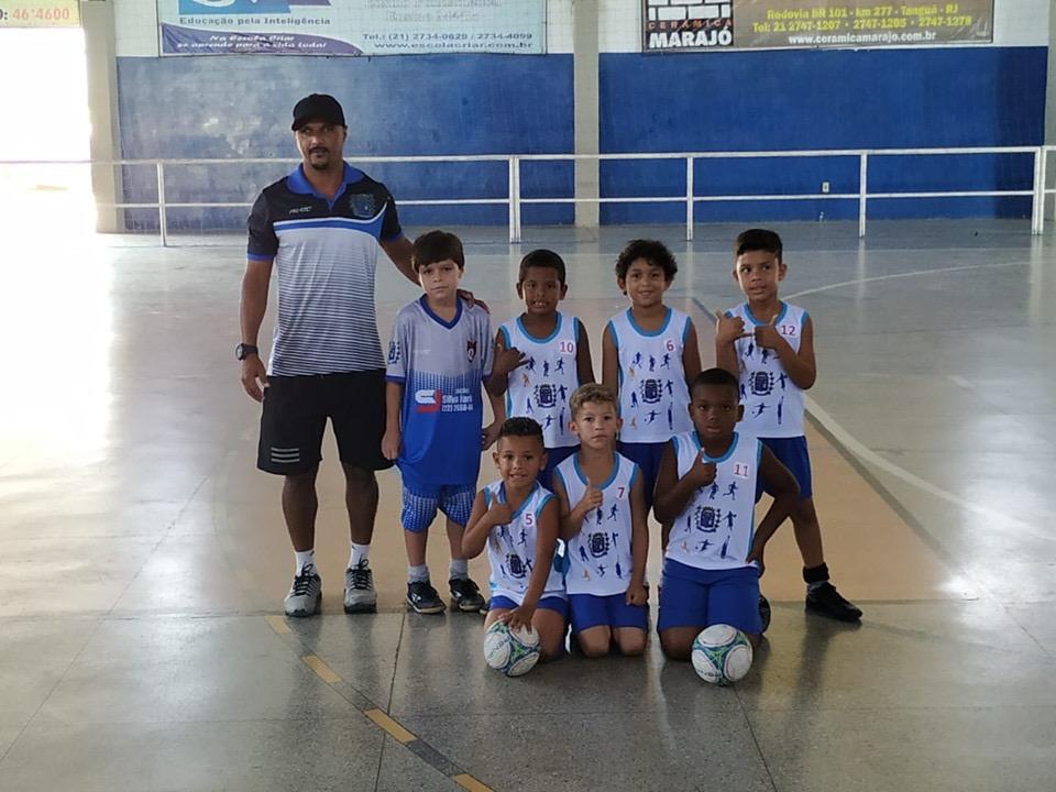 Silva Jardim participa da VIII Copa Intermunicipal de Futsal 2019