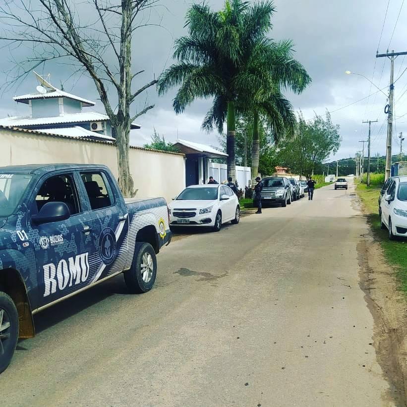 Prefeitura de Búzios interdita festas no município