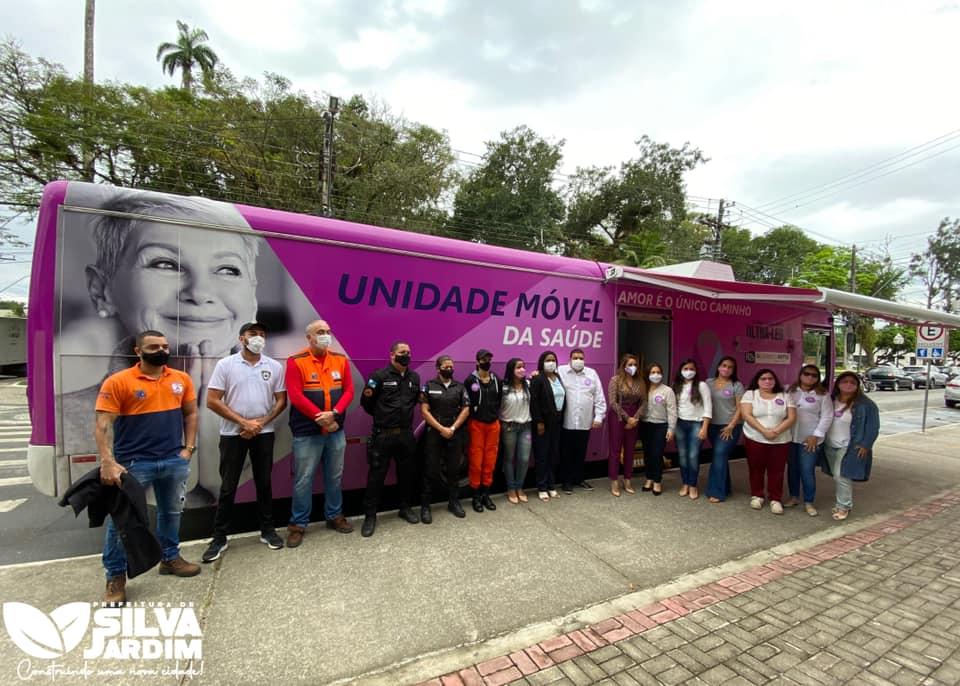 Silva Jardim recebe ações da Secretaria Estadual de Políticas para Mulheres