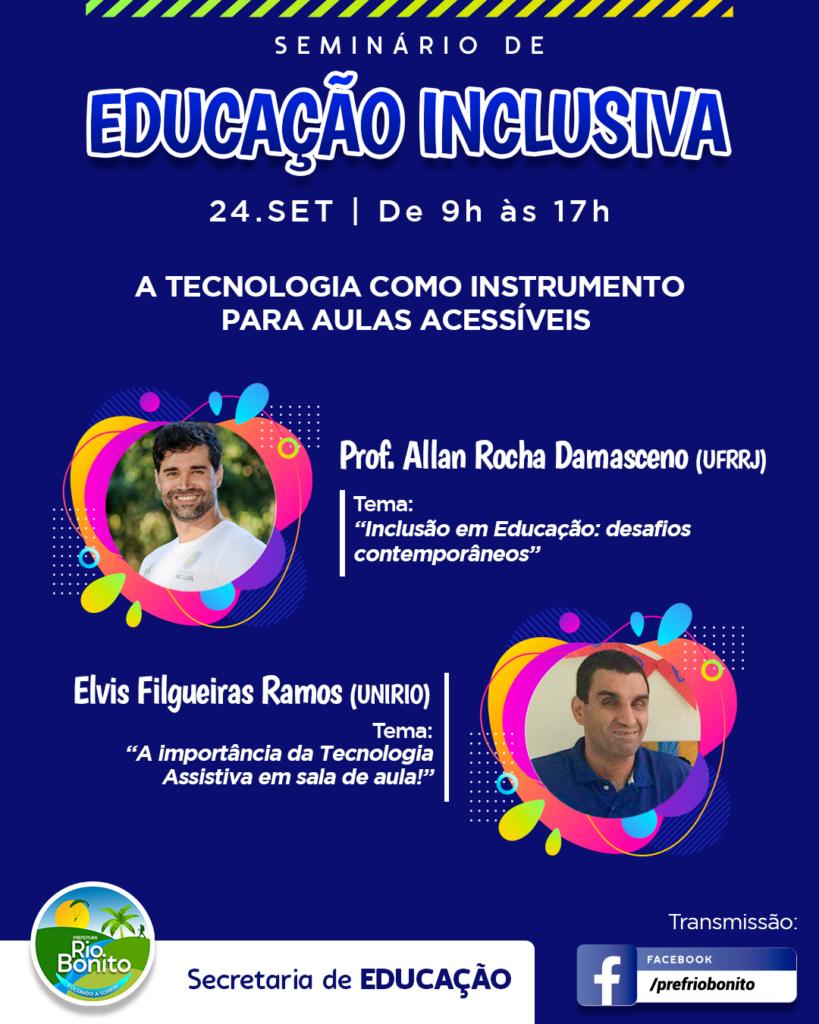 Seminário de Educação Inclusiva