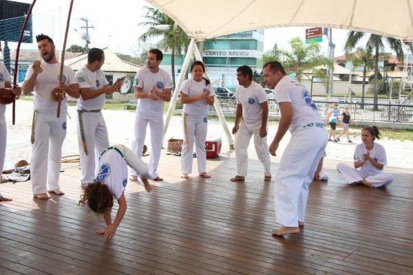 Inscrições abertas para aulas gratuitas de capoeira